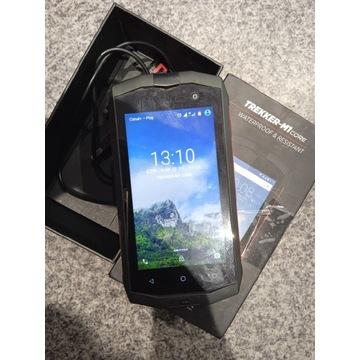 Pancerny smartfon crosscall trekker M1core 2gb ram