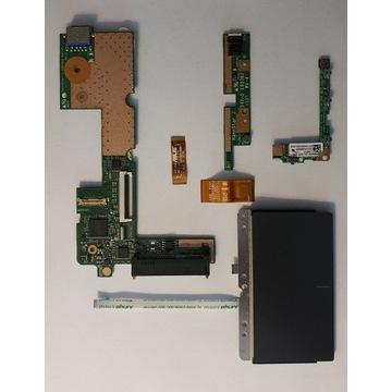 Asus T100TA touchpad moduł HDD USB kamera panel