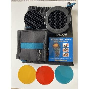 Rogue 3-in-1 Flash Grid + 3-Gel Starter Set