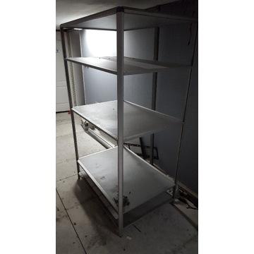 Regał Regały Aluminiowe Sprzedam