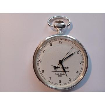 ''BLERIOT' zegarek kieszonkowy kolekcjonerski