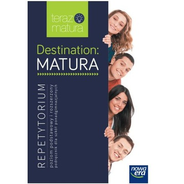 Destination matura ZPiR Repetytorium Nowa Era