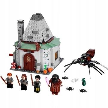 LEGO Harry Potter (4738) - Chatka Hagrida