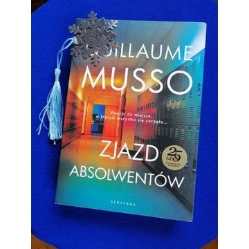 Książka - ZJAZD ABSOLWENTÓW Guillame Musso
