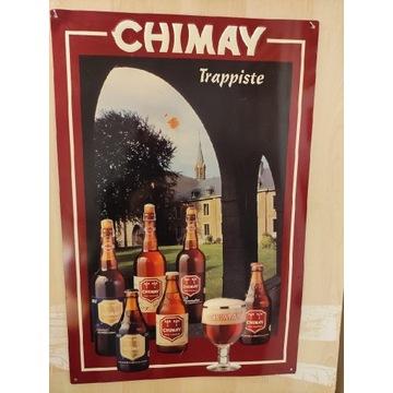 Stara reklama piwa belgijskiego