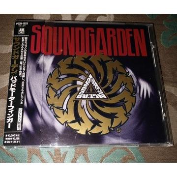 SOUNDGARDEN - Badmotorfinger - CD JAPAN