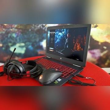 Laptop HP Omen i5 7th 8gb ram 1tb hdd 1050 4gb
