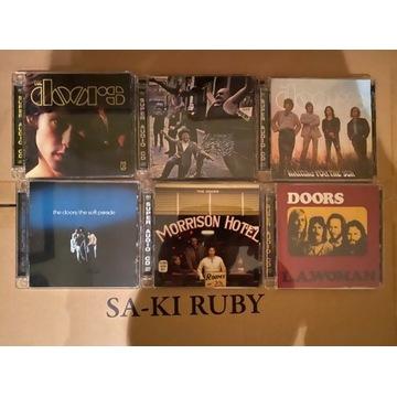6 x The Doors SACD