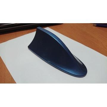 Antena rekin płetwa niebieski nowa