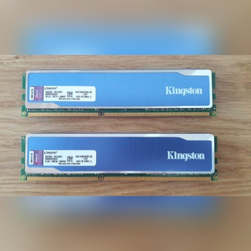 Pamięć RAM Kingston HyperX Blu DDR3 8GB 2x4 BCM