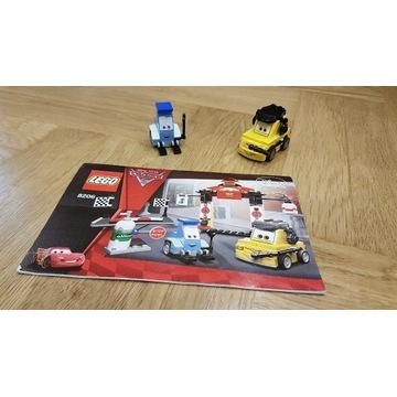 LEGO 8206 Auta - Stanowisko postojowe w Tokio