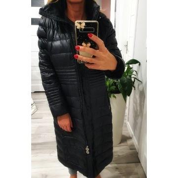 Pikowany płaszcz Calvin Klein  rozmiar M