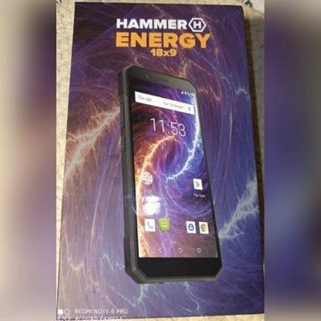 NOWY PANCERNY Hammer Energy 18x9