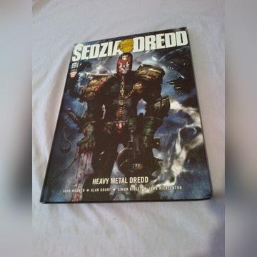 Sędzia Dredd - Heavy Metal Dredd - unikat !