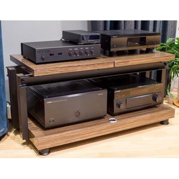 Stolik audio Franc Audio na 4 urządzenia.