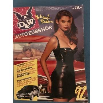 KATALOG D&W - 1992r Katalog Niemcy 730 stron.