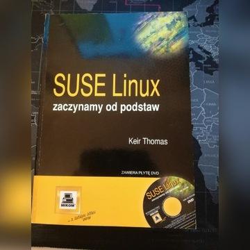 SUSE Linux zaczynamy od podstaw + DVD