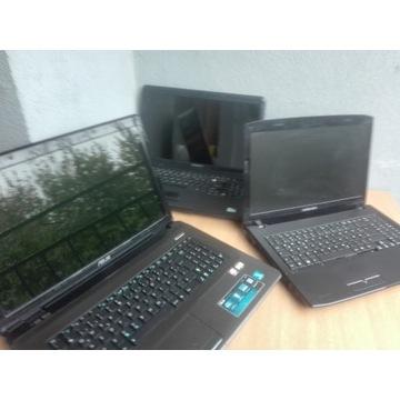 Laptop Asus x72d Lenovo 550 akoya Medion