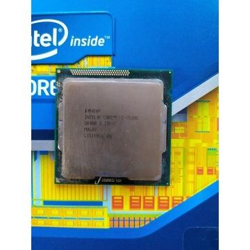 Procesor i5-2500k + chlodzenie Box