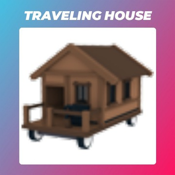 Roblox Adopt Me Traveling House