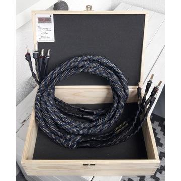 Kabel głośnikowy DL model NS-connect 2x2m.