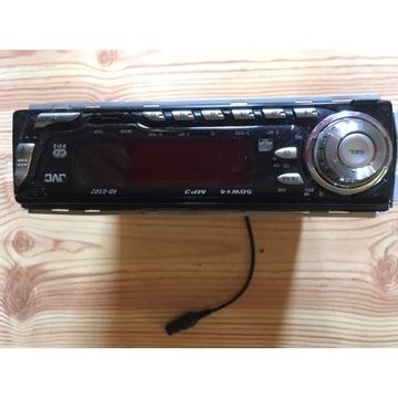 RADIO SAMOCHODOWE JVC KD-G502 CD MP3 50WX4