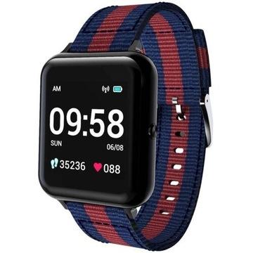 Lenovo Smartwatch S2 black NOWY ZAFOLIOWANY! HIT!