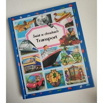 Świat w obrazkach Transport   - twarda oprawa