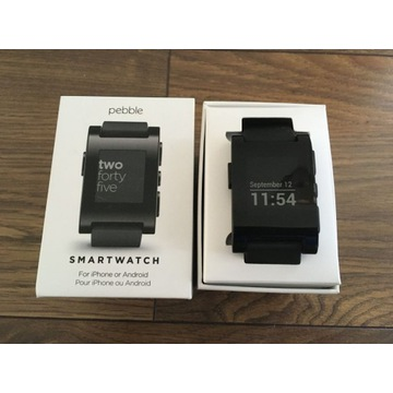 Smartwatch Pebble 301BL