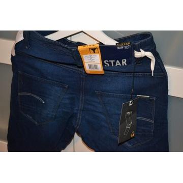 Stylowe Spodnie Włoskie G-Star RAW ARC3D MEN 27/32