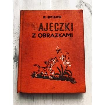 W.Sutiejew Bajeczki z obrazkami PRL 1976 rok Jedyn