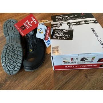 Buty trzewiki ochronne Mascot footwear energy+grat