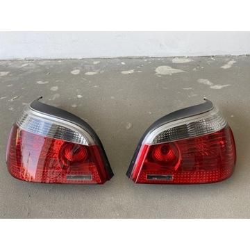 Lampy tylne BMW 5 E60 SEDAN 2003-2007 komplet