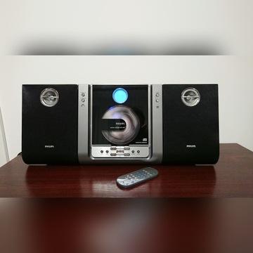 Mikrowieża Hi-Fi Philips MC235B UNIKAT! Na ścianę!