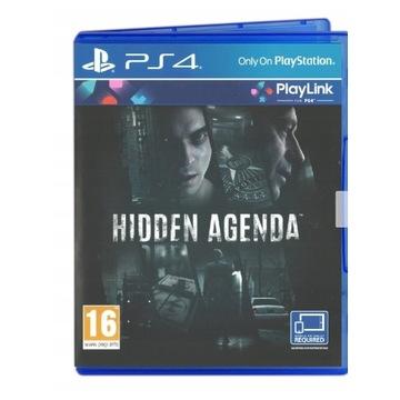 UKRYTY PLAN PS4 Polska wersja językowa