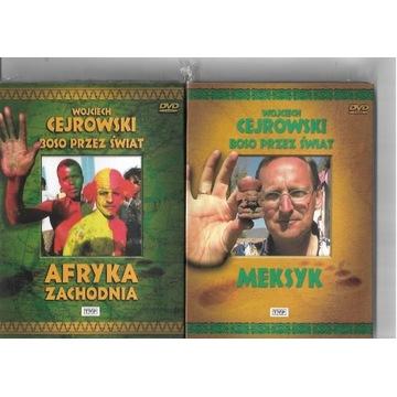 WOJCJECH CEJROWSKI-afryka zachodnia i meksyk nowe