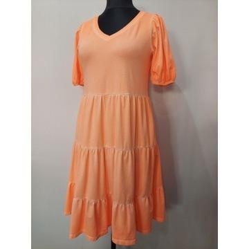 Sukienka Lemonada Neonowa Uniwersalny