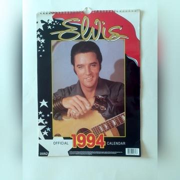 Kalendarz 1994 r  Elvis Presley
