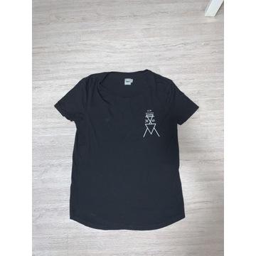 Koszulka czarna Asos