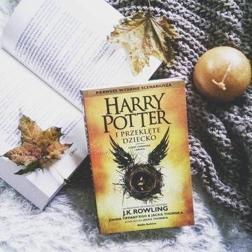 Harry Potter i przeklęte dziecko Część I i II J.K.