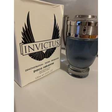 Tester paco rabbane invictus 100 ml męski