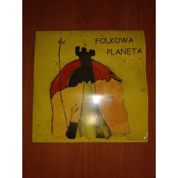 FOLOKOWA PLANETA składanka bdb folk etno