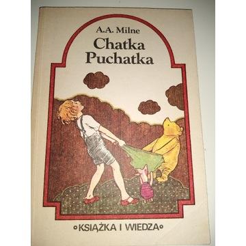 Chatka Puchatka A.A. Milne