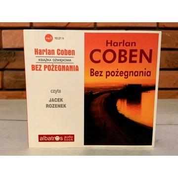 HARLAN COBEN - BEZ POŻEGNANIA audiobook J Rozenek