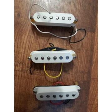 pickupy Fender Player AlNiCo V single coils.