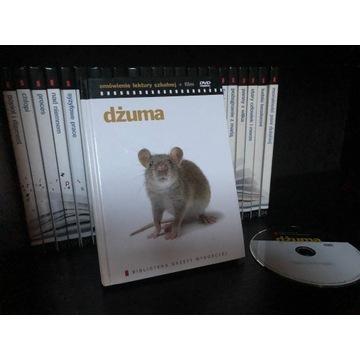 Lektury szkolne z DVD - Dżuma