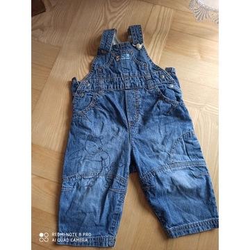 Zestaw ubrań - rozmiar 74- chłopiec