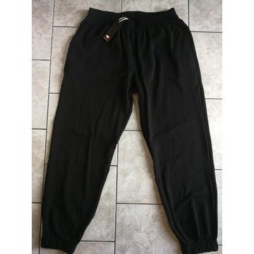 Spodnie dresowe joggery męskie duże 4XL Big