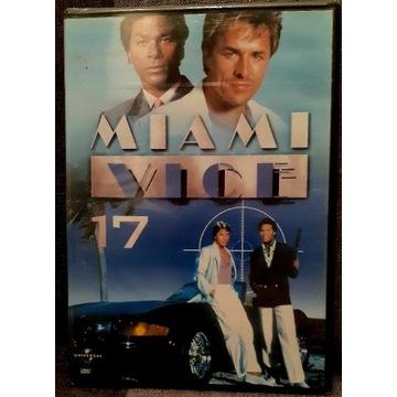 Miami Vice 17 DVD odcinek 33 i 34