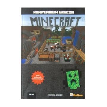 Minecraft. Kompendium gracza Podręcznik S. O'Brien